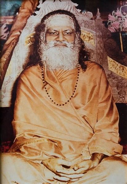 Swami Brahmananda Sarasvati