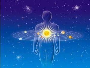 Homme cosmique